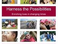 CONFERENCES: Harness the Possibilities: Enriching lives in changing times